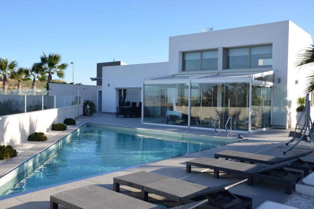ECO House, Detached Villa for sale in Quesada/Rojales.