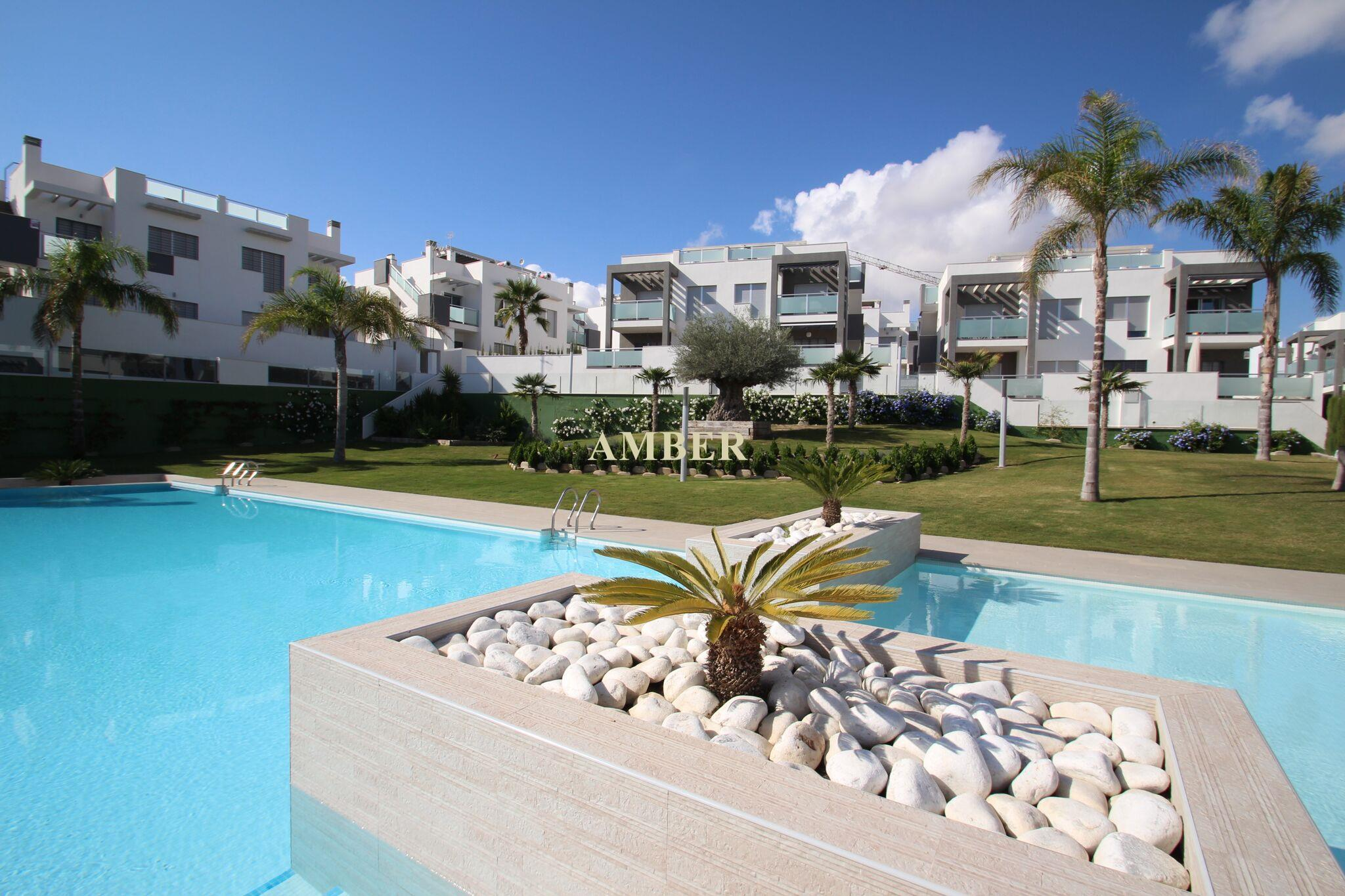 New Build Bungalows for sale in Los Balcones, Torrevieja