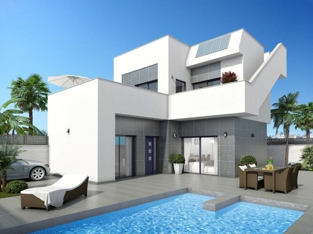 New build Villas in Benijófar