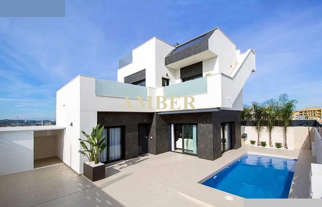 New Detached Villas for sale in Benijofar, Rojales