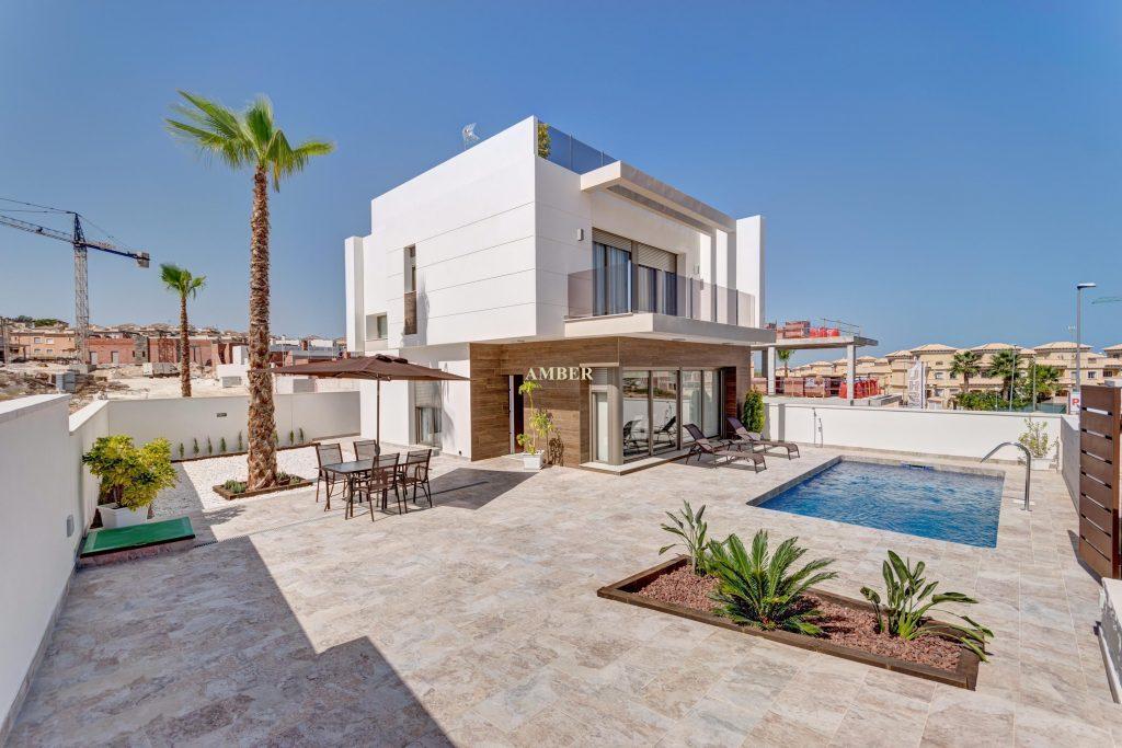 New Detached Villas for sale in Orihuela Costa