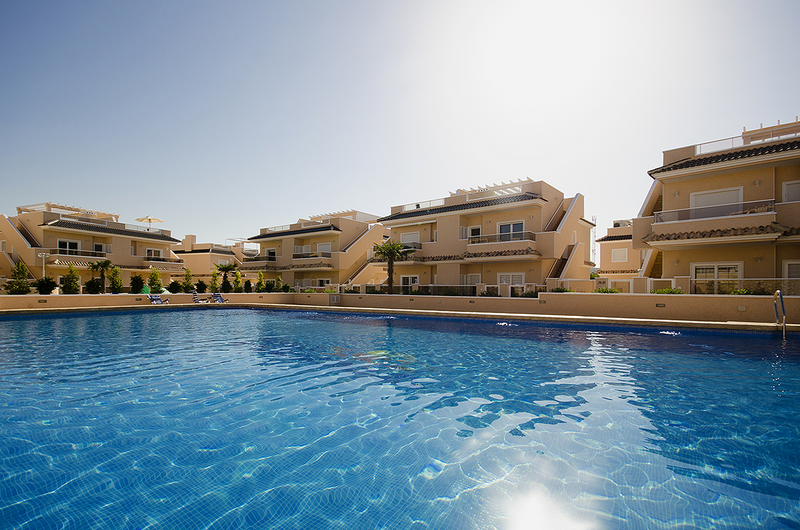 New Bungalows for sale in Punta Prima, Torrevieja
