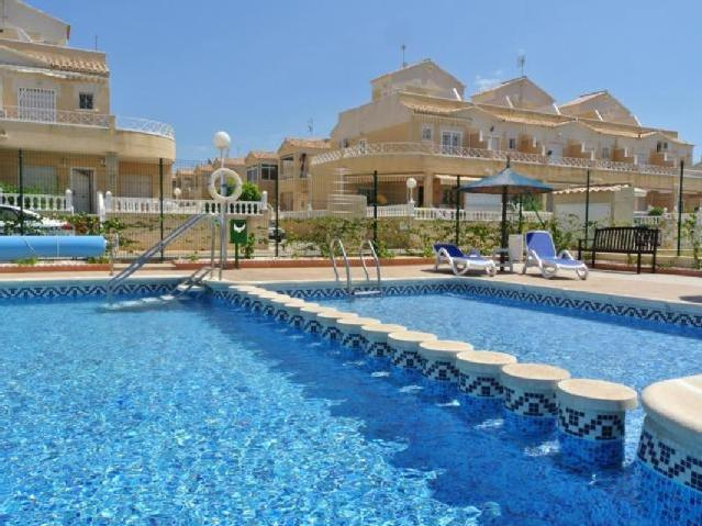Townhouse for holiday renting in baños de europa, Torrevieja