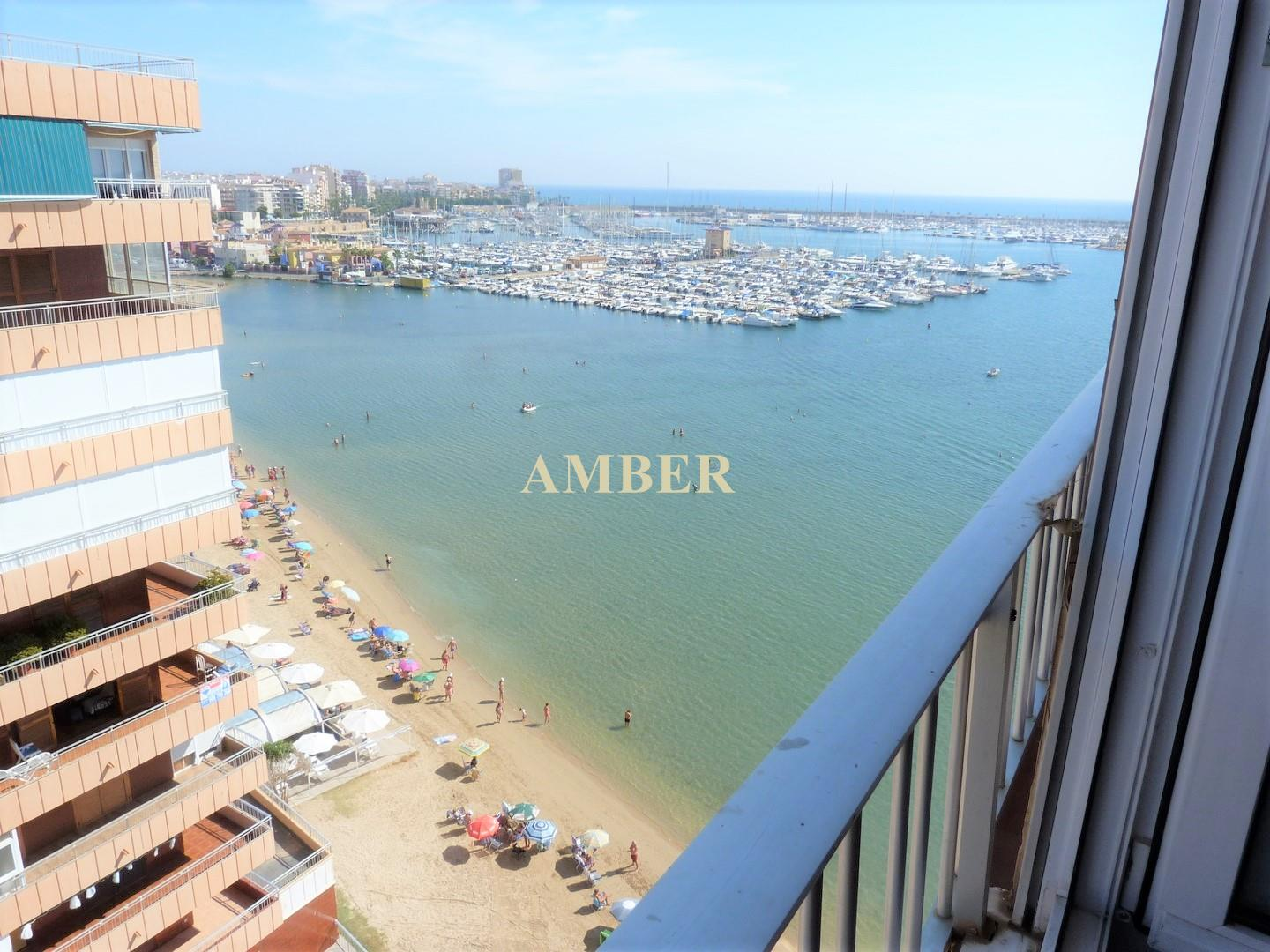 First sea line apartment for sale in Torrevieja