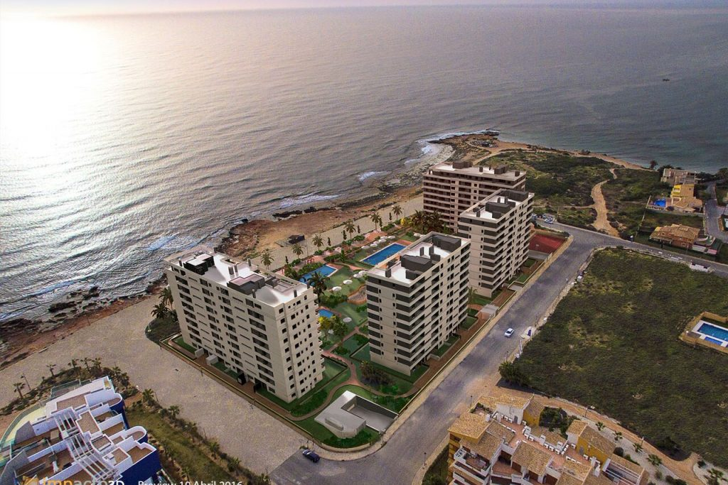 Apartamentos de lujo en Punta Prima