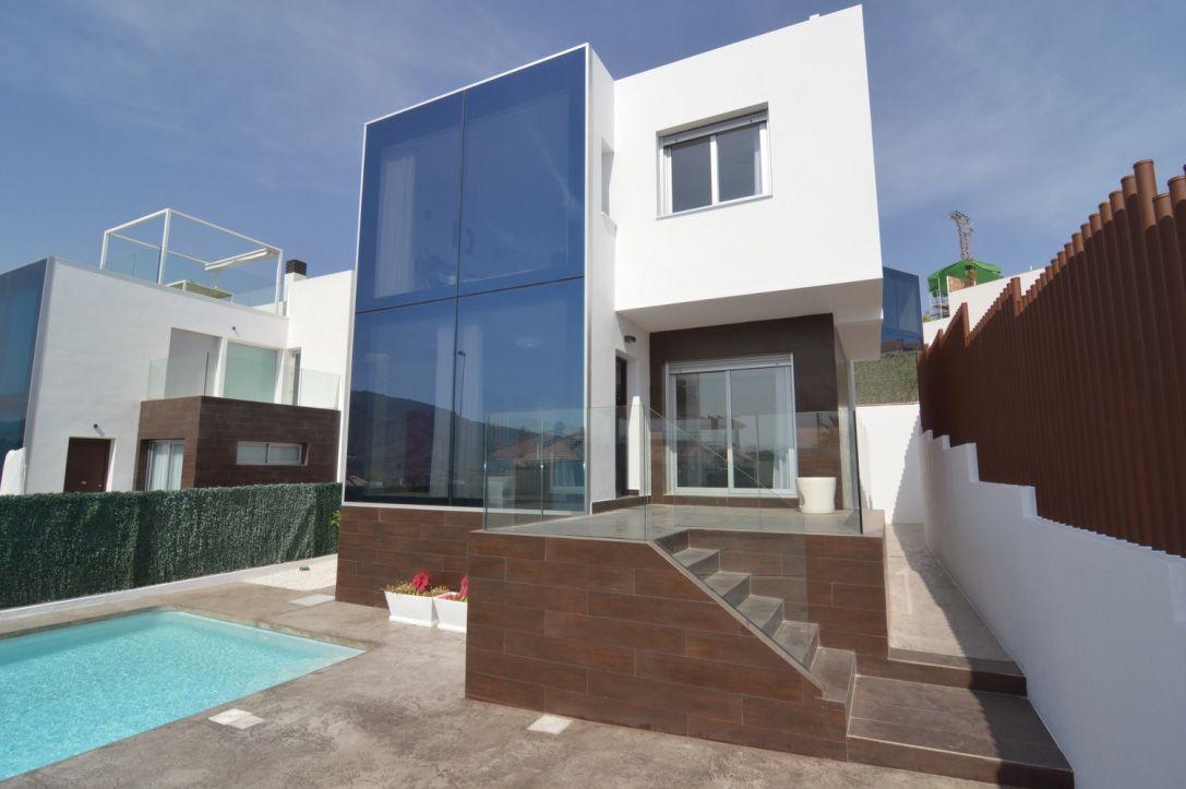 Nuevas villas en Balcon de Finestrat