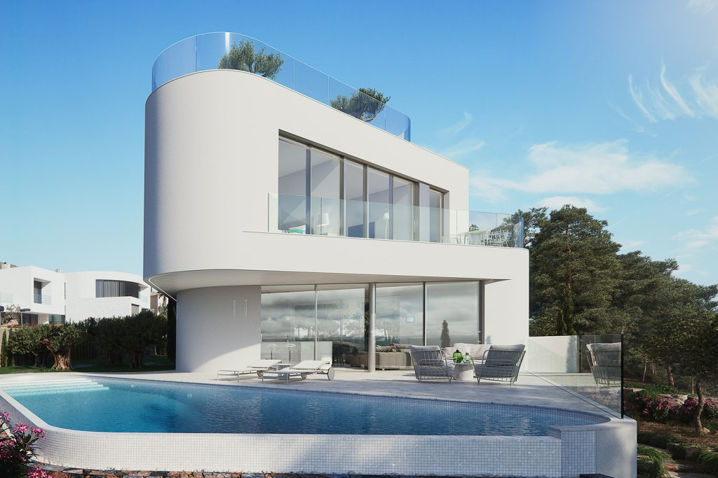 Unique villa for sale