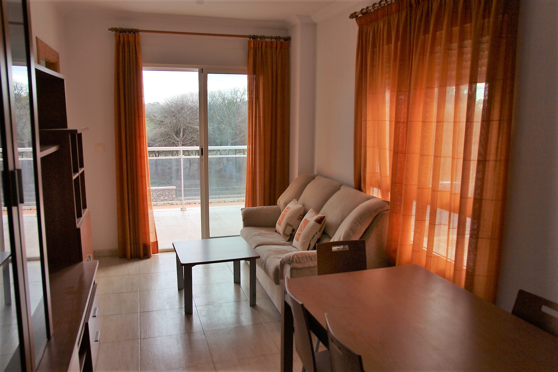 Apartment in Guardadamar del Segura near the pine forest, Alicante,Spain