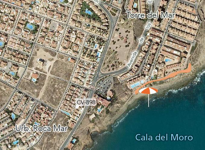 Квартира для продажи в Кала-дель-Моро Торревьеха