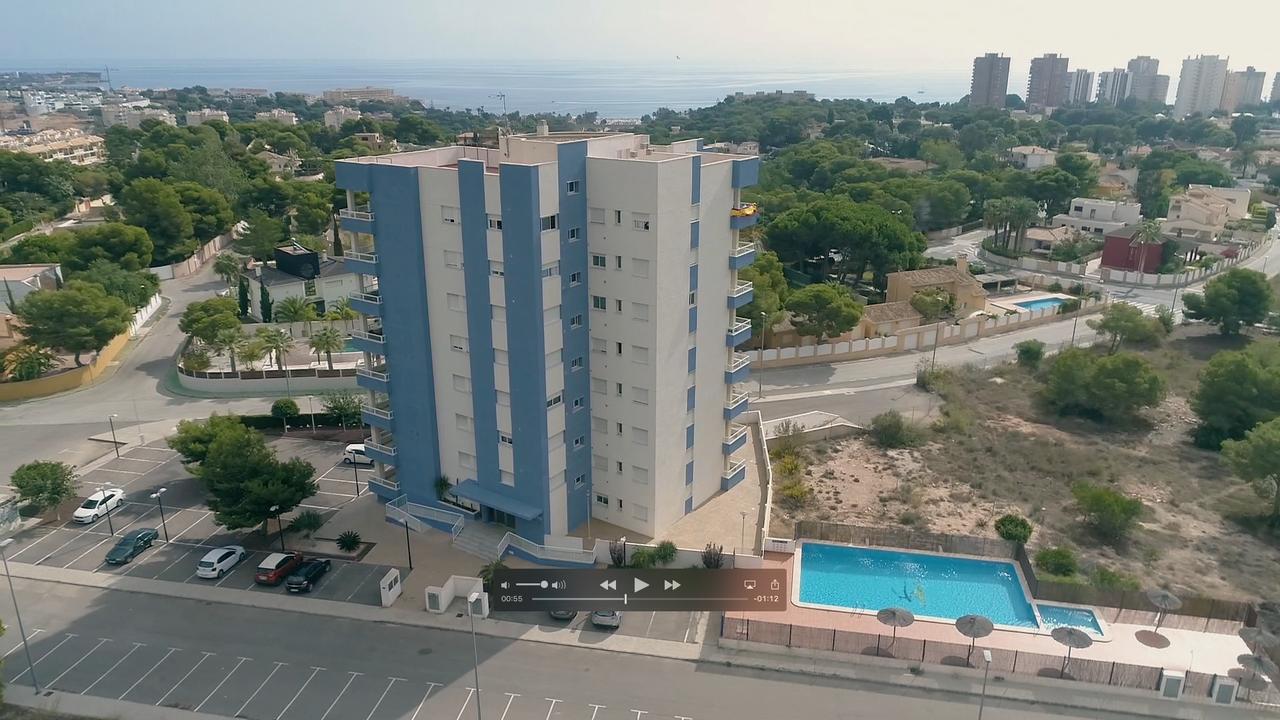 Апартаменты en Dehesa de Campoamor