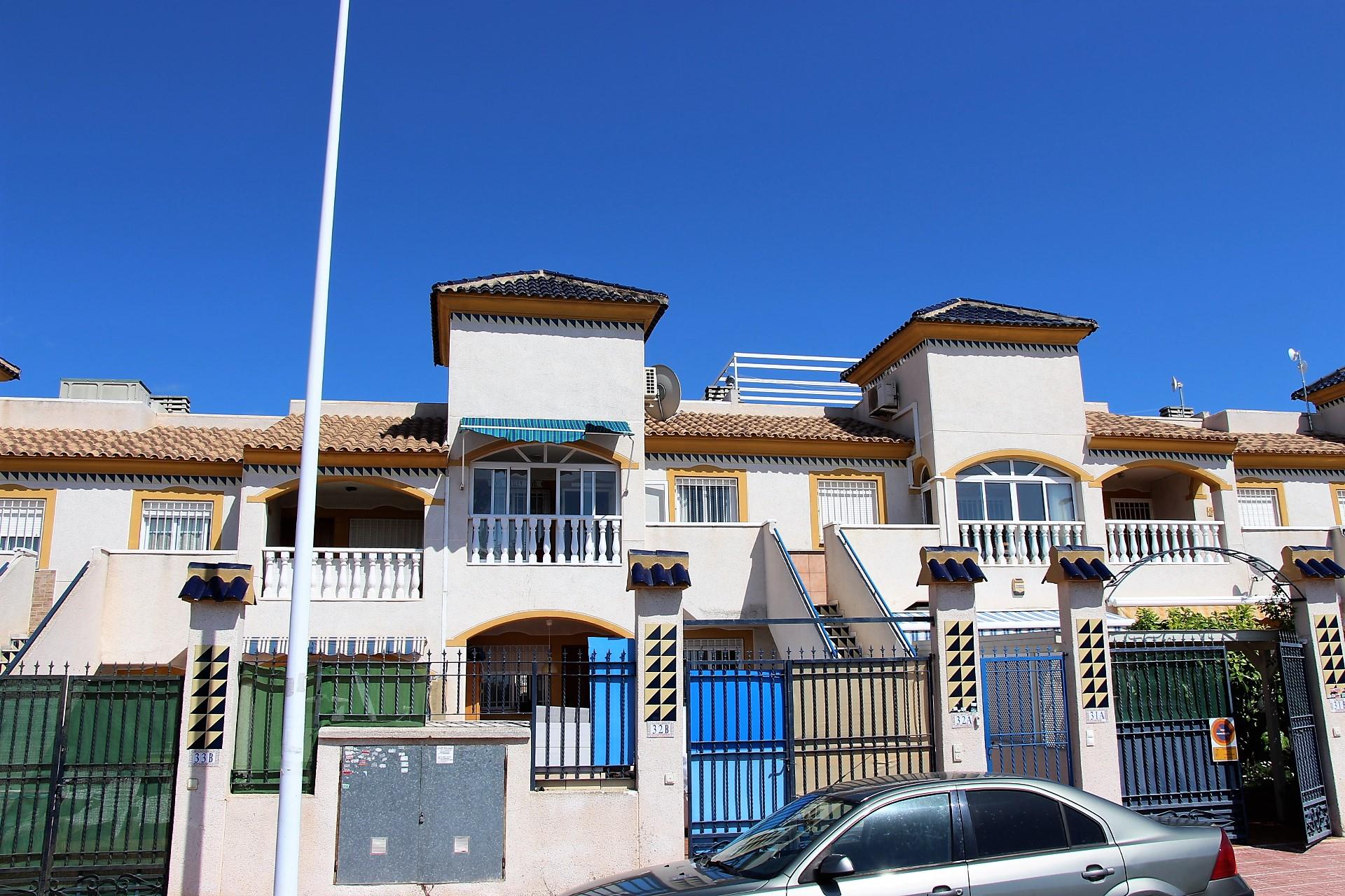 For sale top floor apartment La Rosa, Manzana 2, Torrevieja