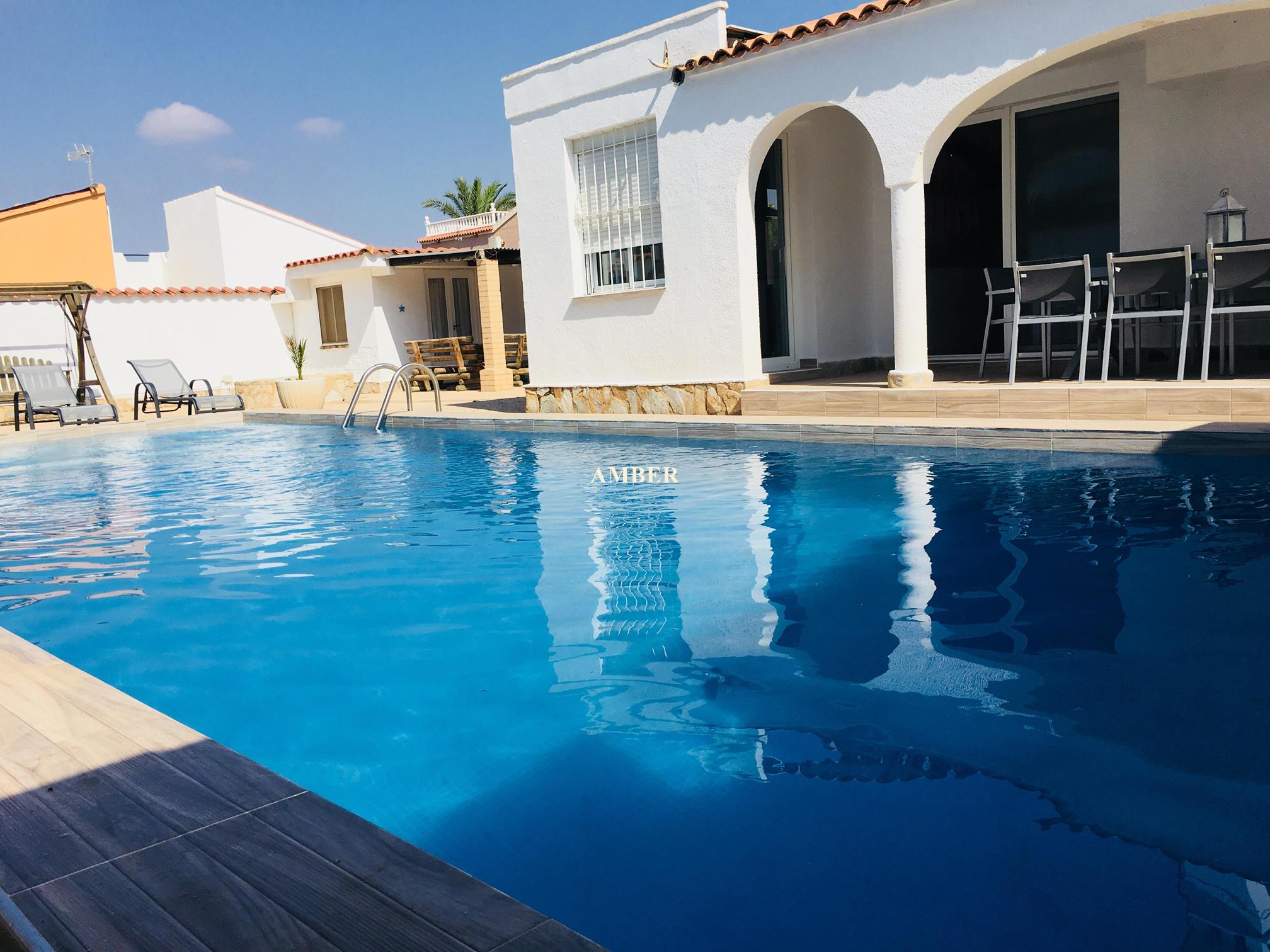 Holiday villa with privat pool in Torreta Florida,Torrevieja