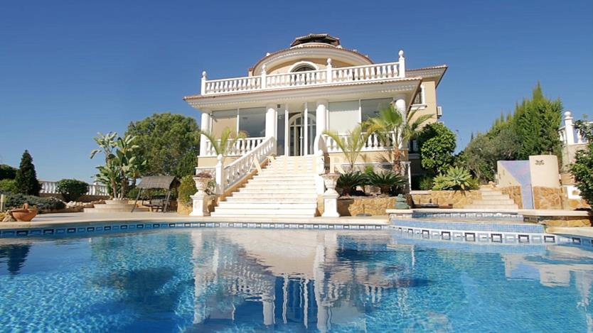 Luxury Villa for sale in Ciudad Quesada, Alicante