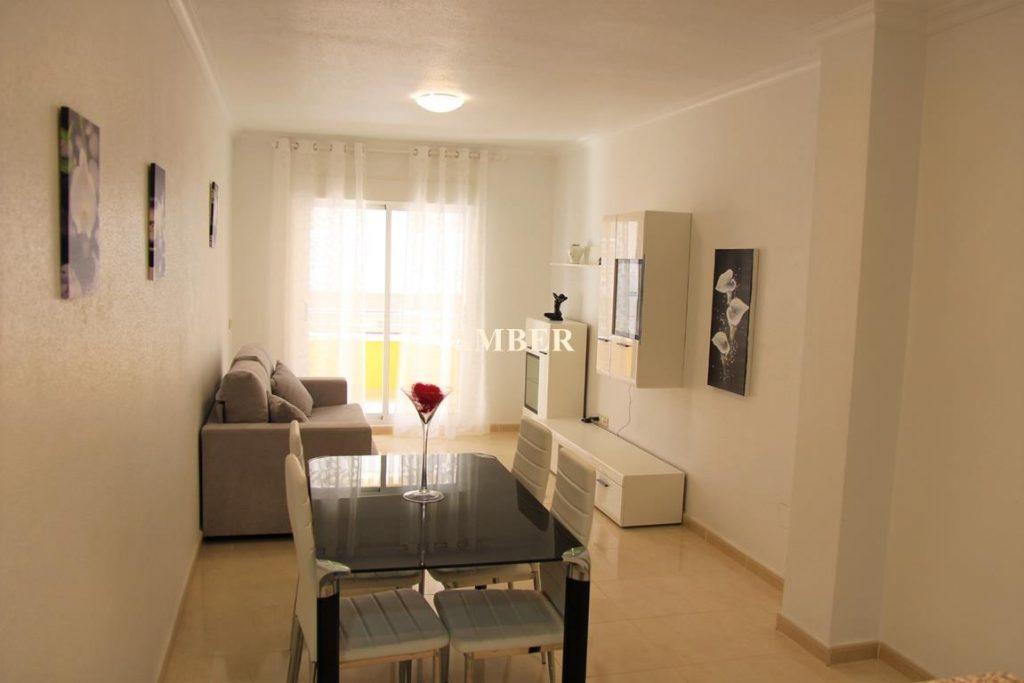 Новые апартаменты в Torrevieja