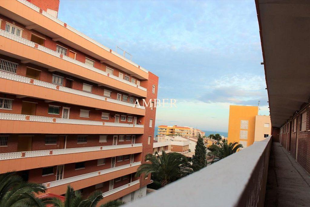 refurbished apartment in Punta Prima