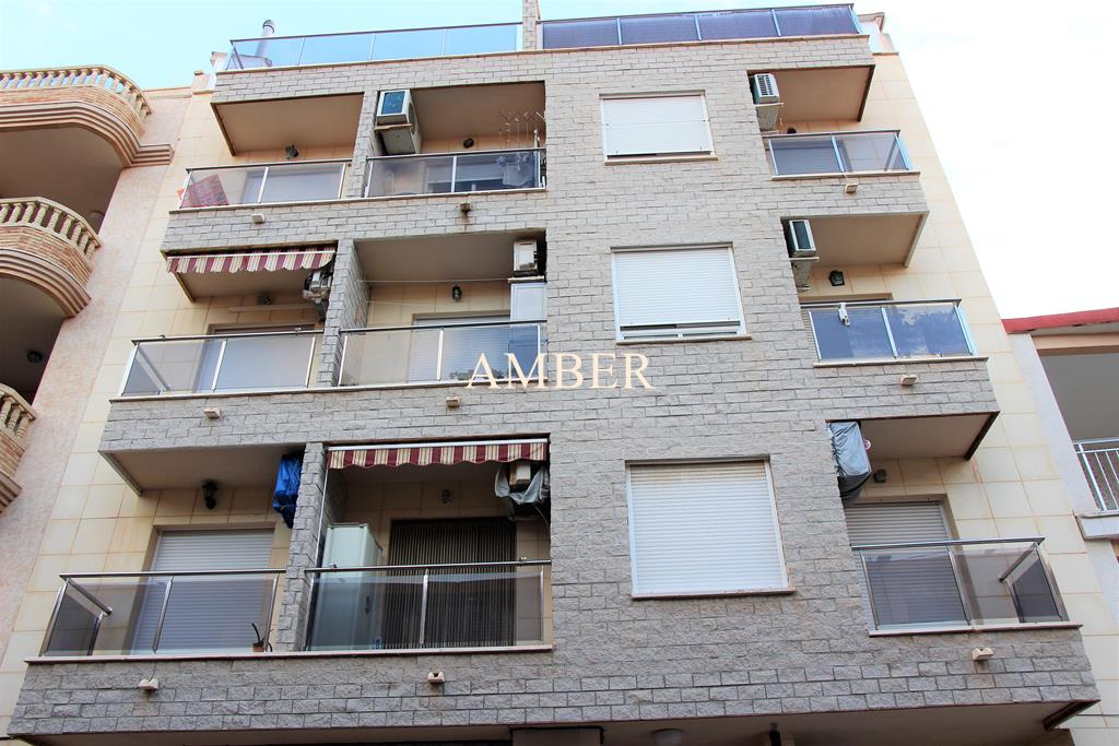 Second floor apartment in La Mata