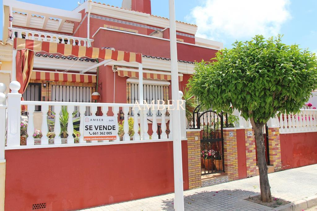 South Facing Townhouse in Sun Lake, Torrevieja