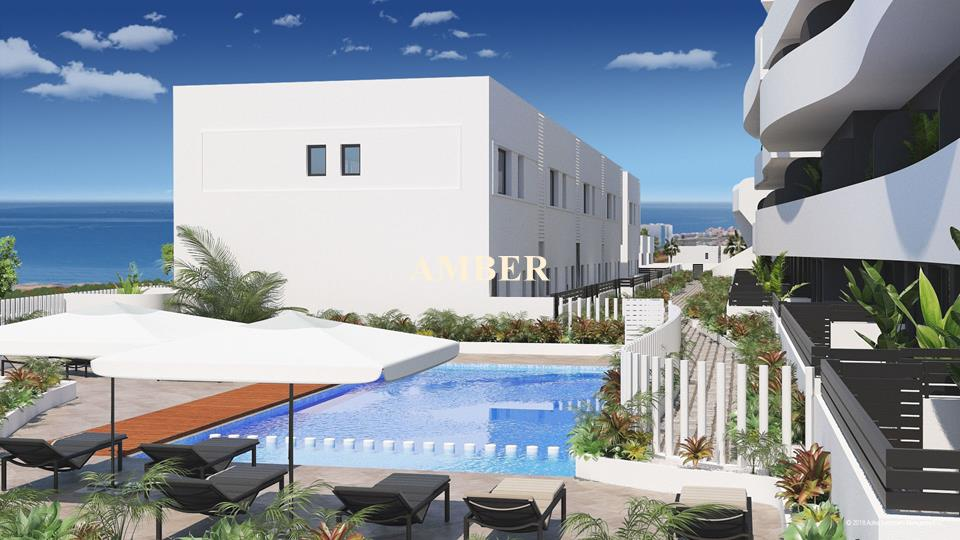 Apartments in luxurious complex, Guardamar del Segura, Alicante, Costa Blanca