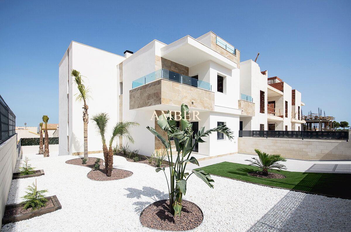 New ground floor bungalows Altos de Polop, Benidorm