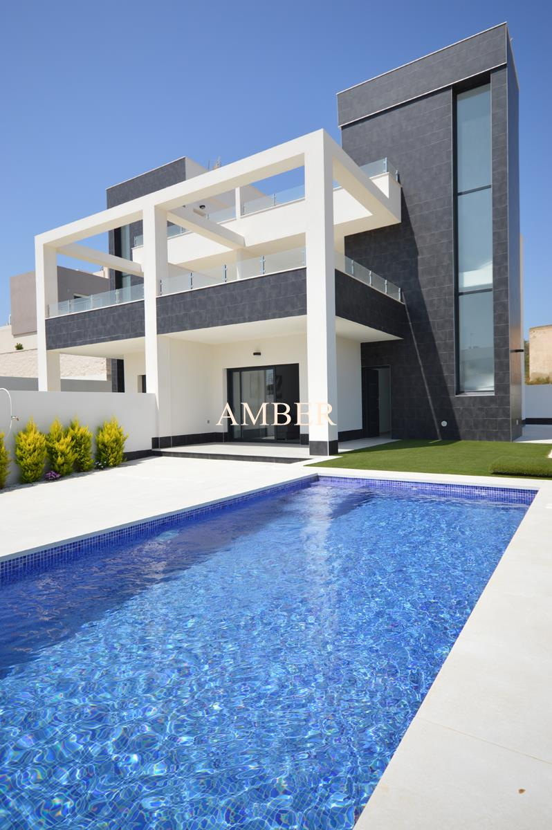 Chalets pareados en venta con piscina privada,  Benijofar, Alicante