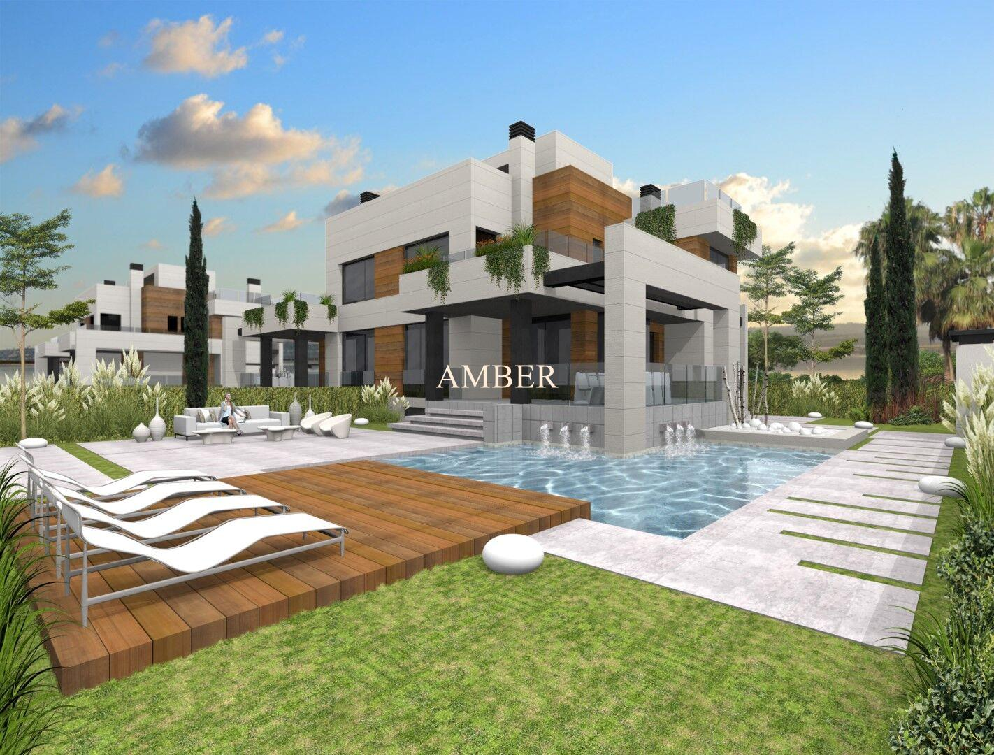 Luxury villas for sale, Torreta Florida, Torrevieja