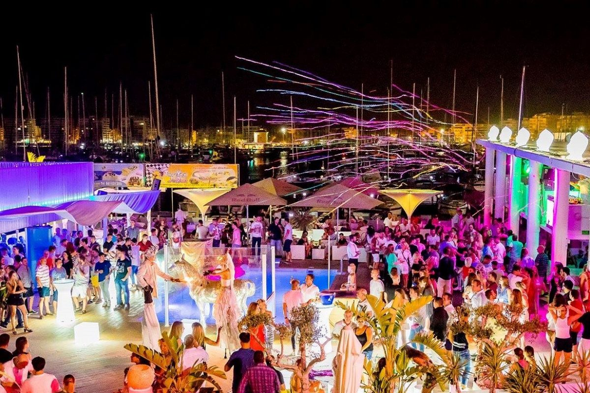 The most popular nightlife places in Torrevieja