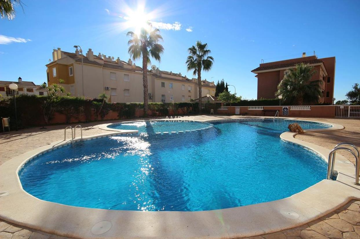Apartment in La Mata with big pool, Eneas 6, Torrevieja