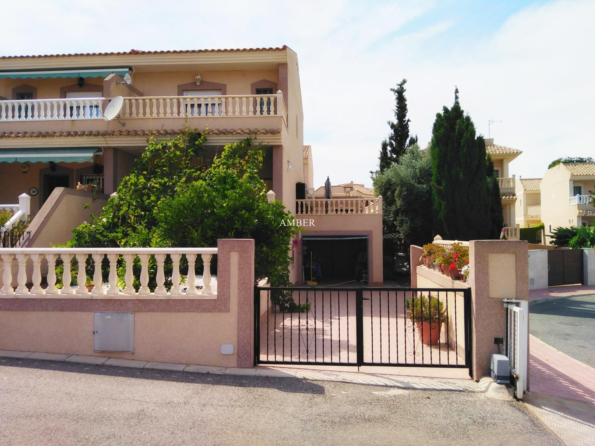 End house with Sea Views in Los Altos, Torrevieja