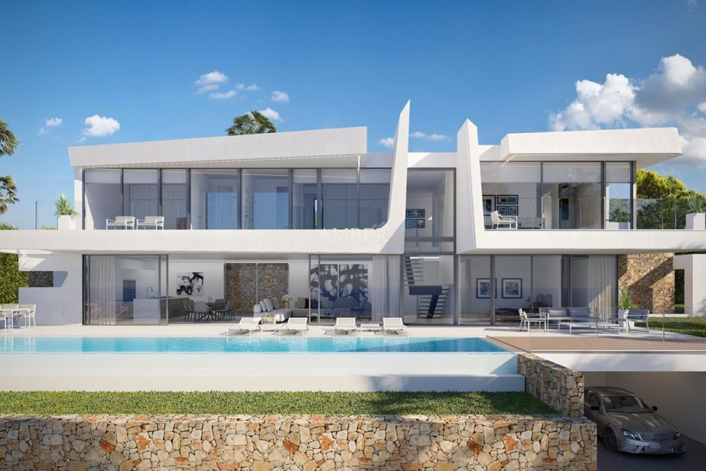 exlusive villa