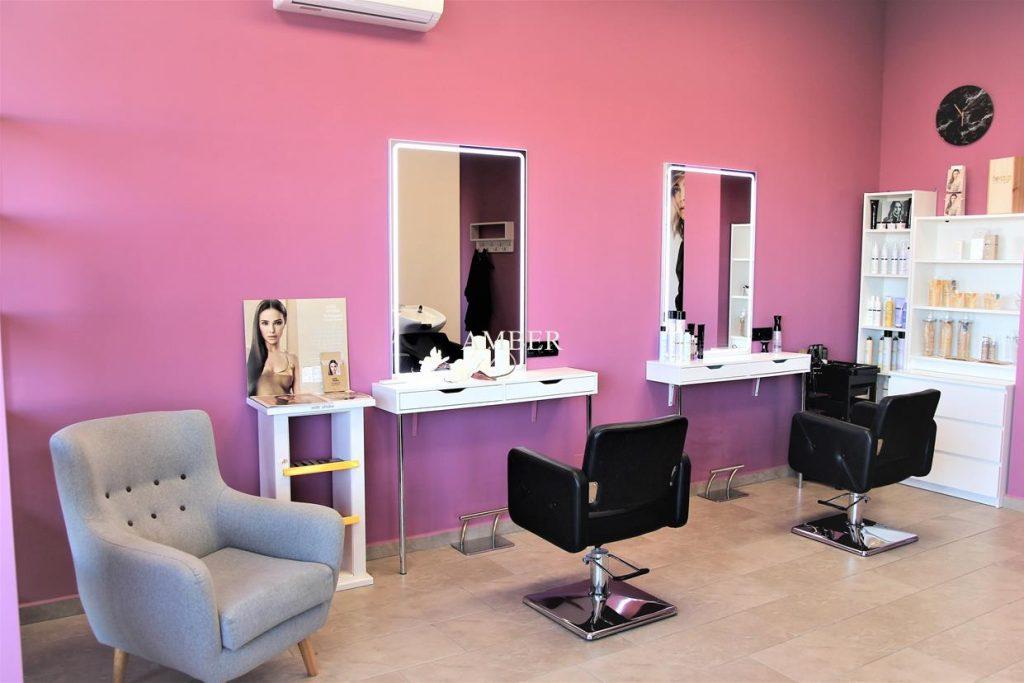 Продажа салона красоты