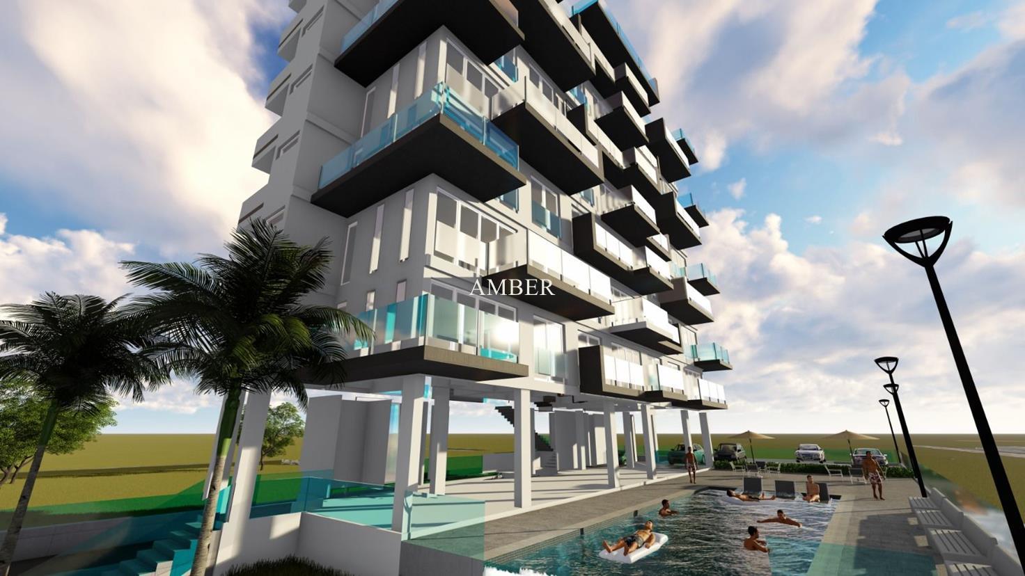 Новые апартаменты в Бенидорме, Коста Бланка