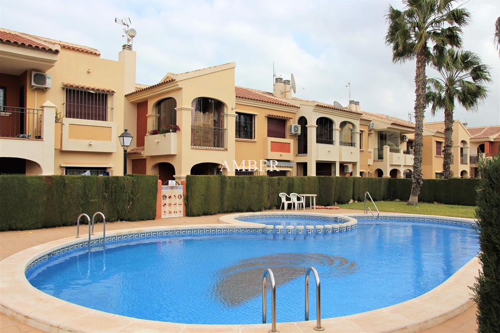 Top Floor Bungalow Club Salino, Torrevieja