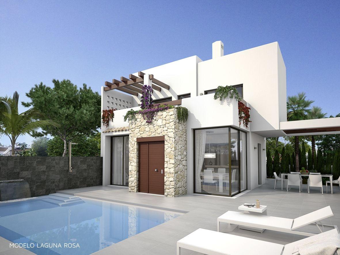 New Build Villas for sale in Guardamar del Segura