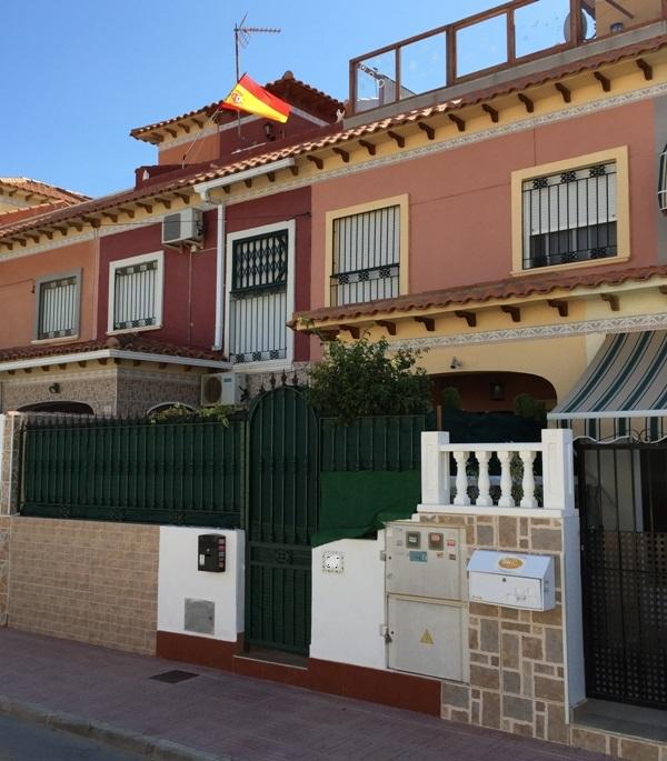 Adosado en venta en El Salado, Torrevieja.