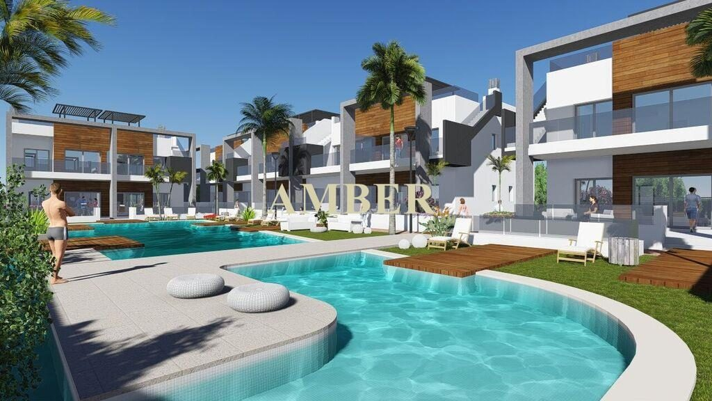 New Bungalows for sale in El Raso