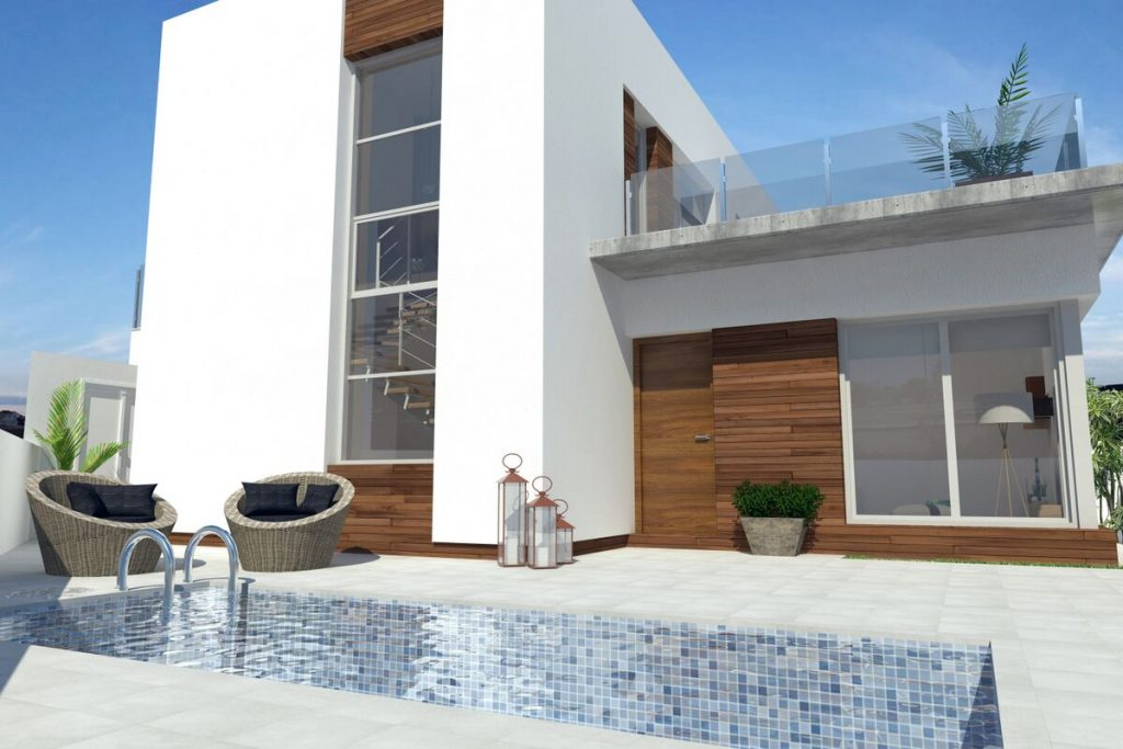 Attached Villas for sale in Rojales