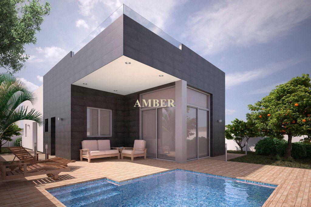 New villas for sale in Pilar de Horadada