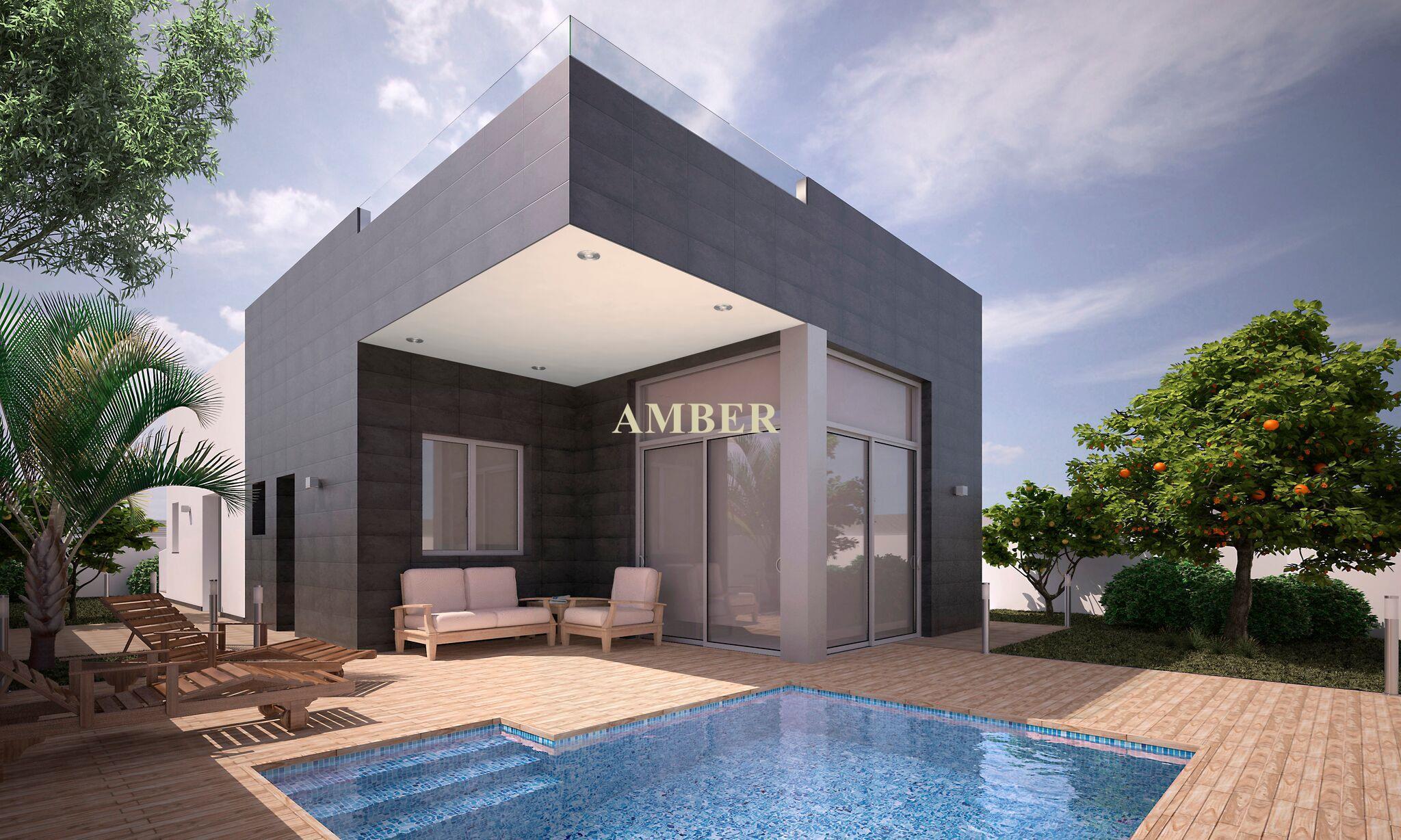 New villas sale in Pilar de Horadada, Alicante