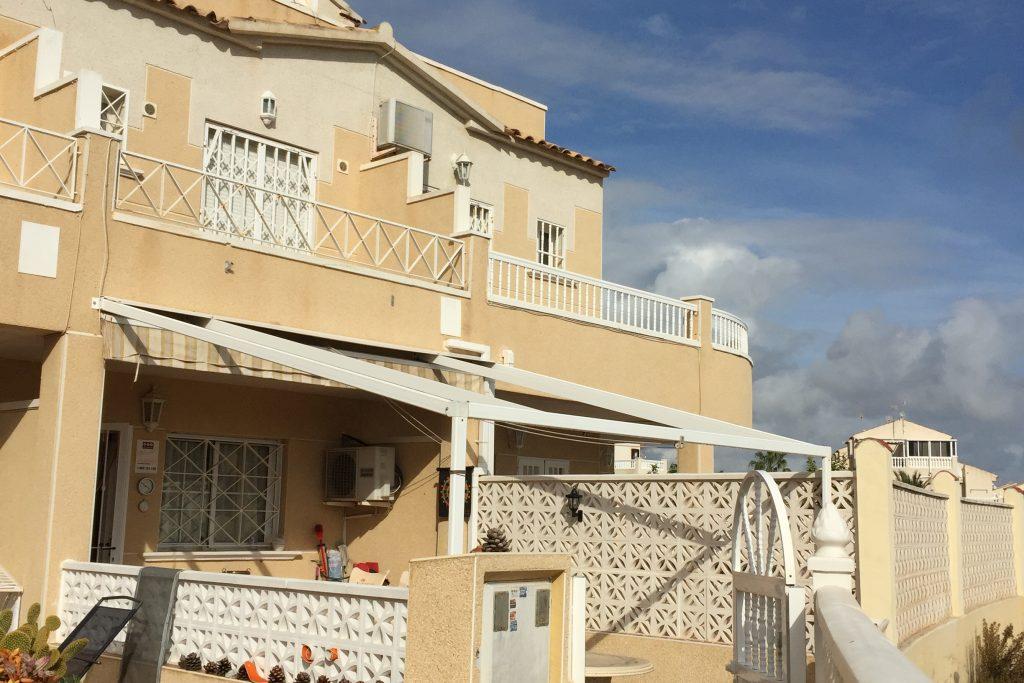 Townhouse for rent in Baños de Europa