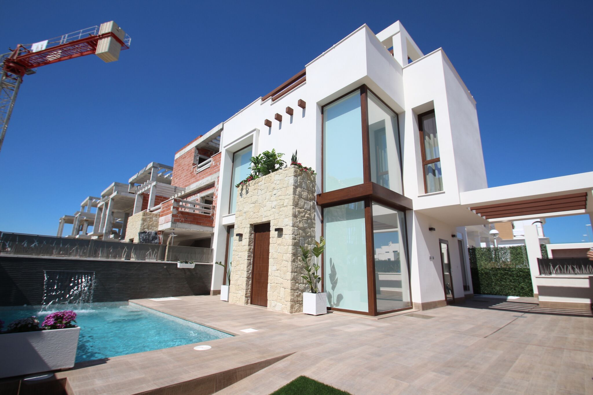 New Detached Luxury Villa in Guardamar Del Segura
