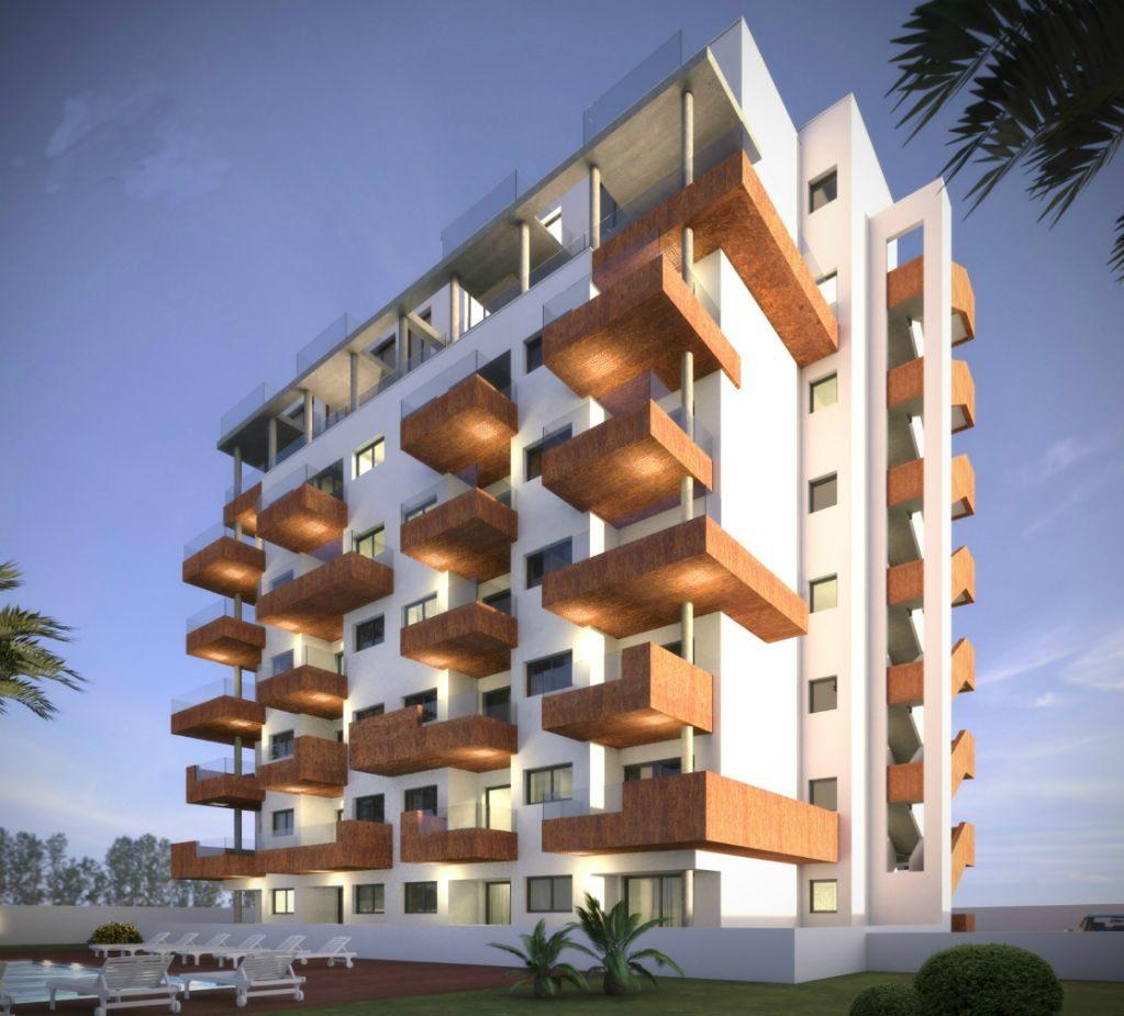 Новые апартаменты в Гвардамар-дель-Сегура
