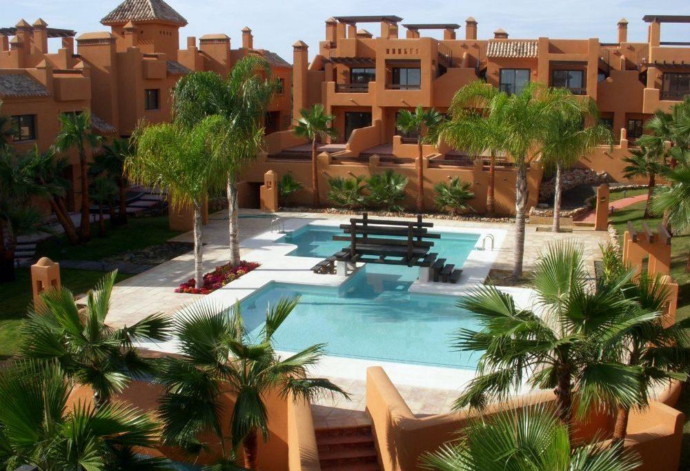 Дома в средиземноморском стиле