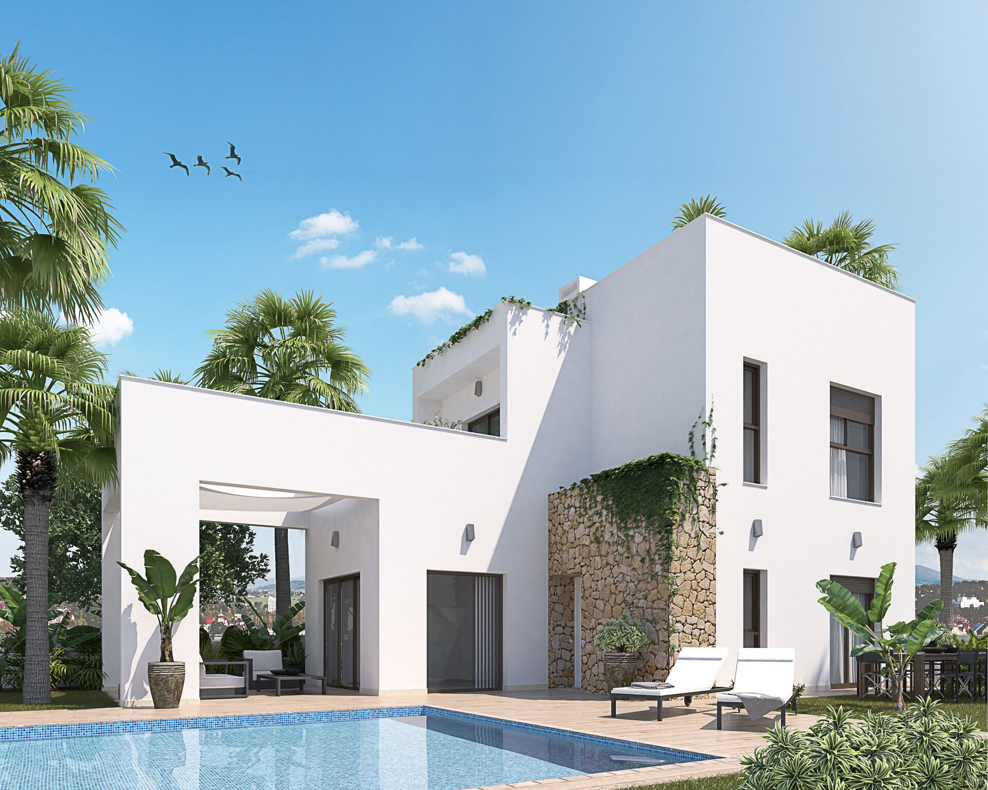 Brand new project in Torrevieja