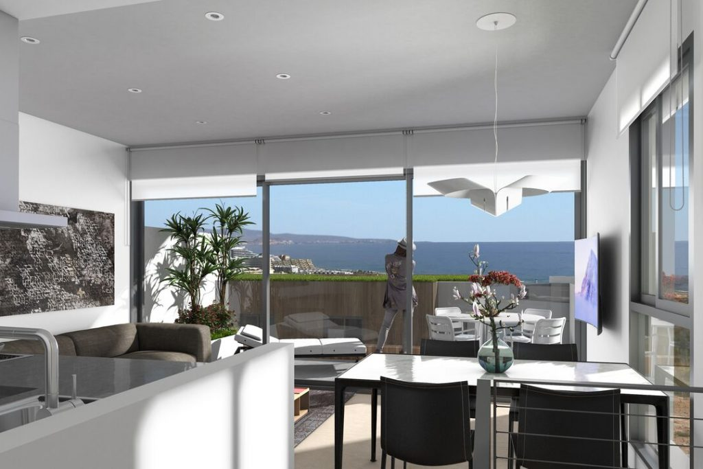 Apartments for sale with amazing views