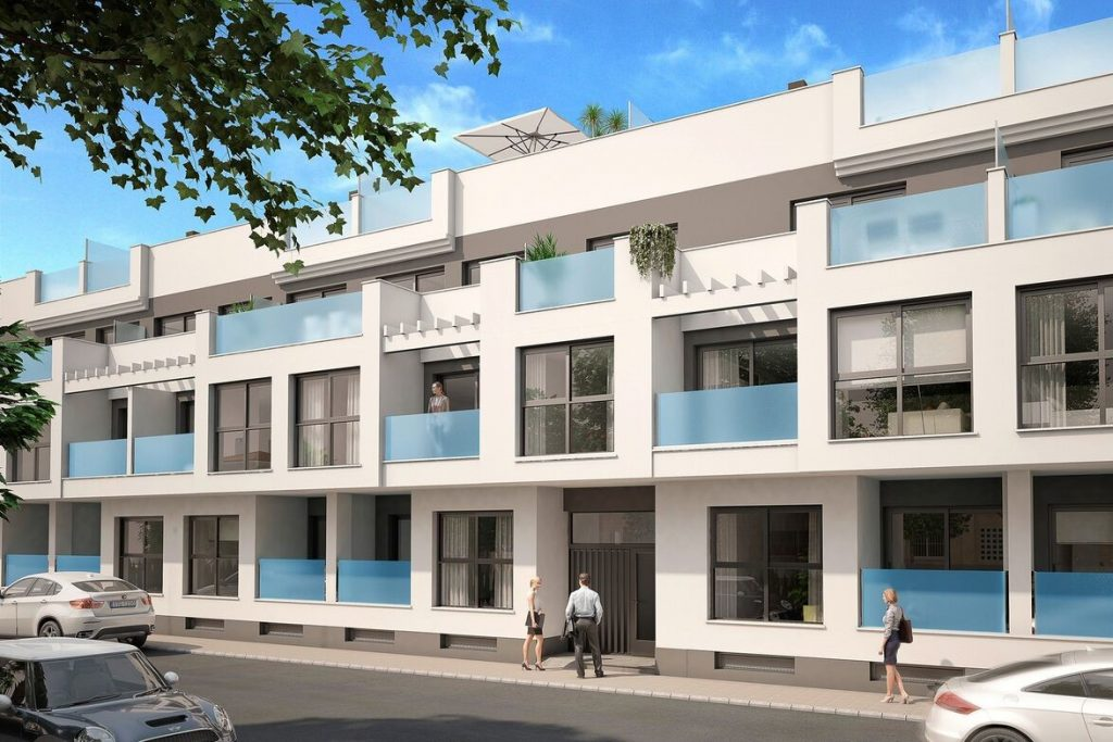 New apartments in Torrevieja Center