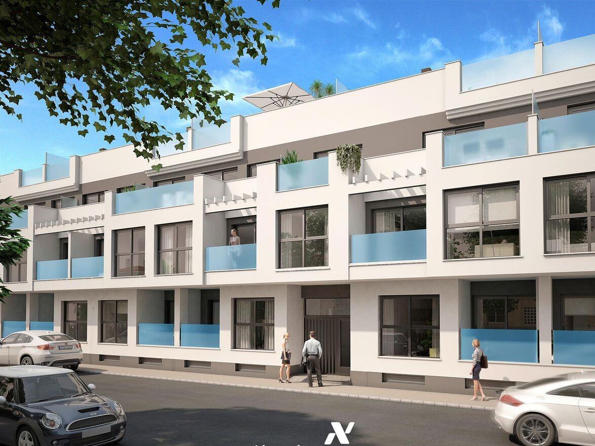Nuevos apartamentos en Centro de Torrevieja,Alicante