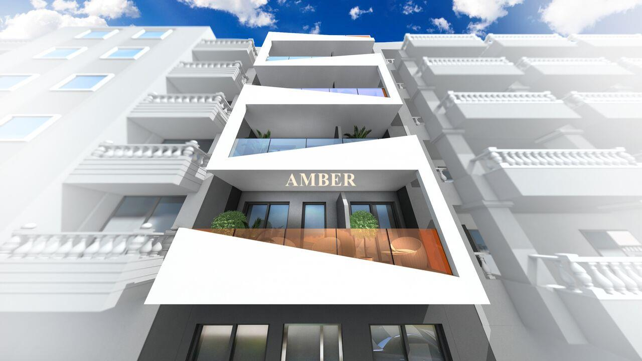Modern new apartments near the beach in Torrevieja