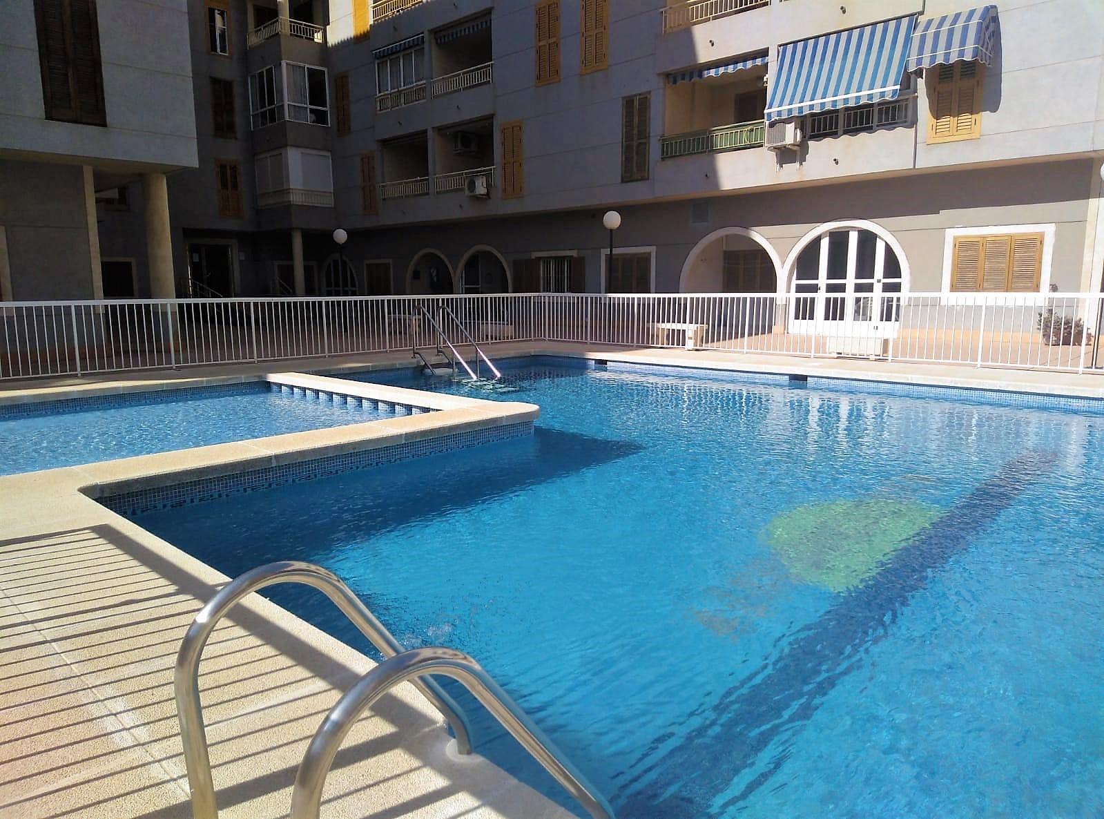 Апартаменты на верхнем этаже для продажи в Торревьехе