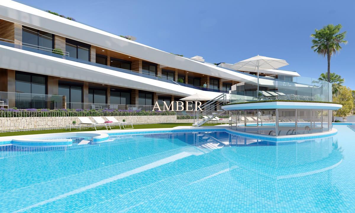 Nuevos apartamentos modernos, Santa Pola, Alicante