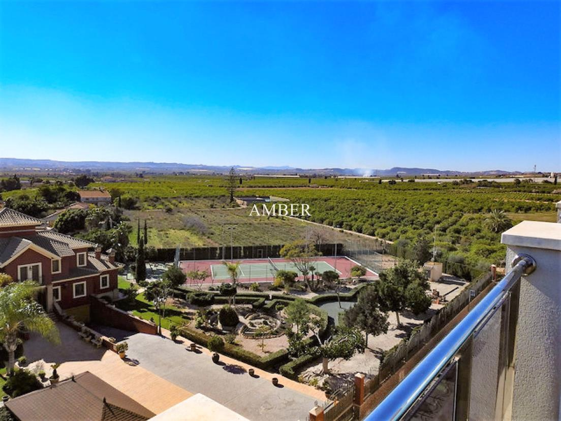 Penthouse with spectacular views, Los Montesinos, Alicante